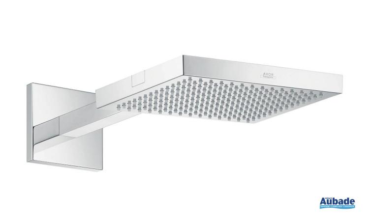 Douche de tête design Axor Starck Shower Collection avec système QuickClean et 3 jets