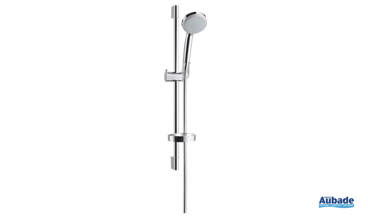 Set Croma 100 Vario de Hansgrohe idéal pour hydrothérapie avec douchette à main