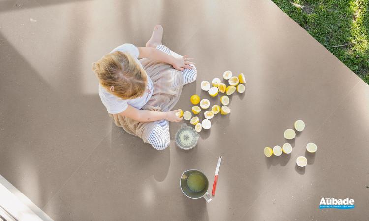 Collection Blox par Imola en coloris Beige