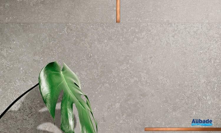 Collection Stoncrete par Imola en coloris Argent