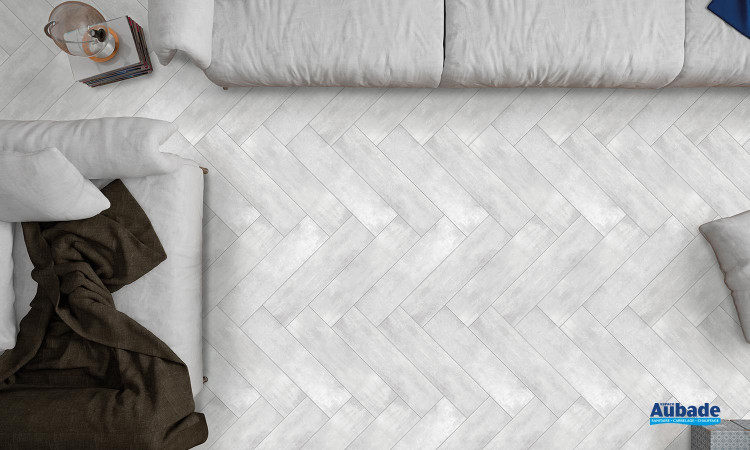 Carrelage Québec par La Fenice en coloris Bianco