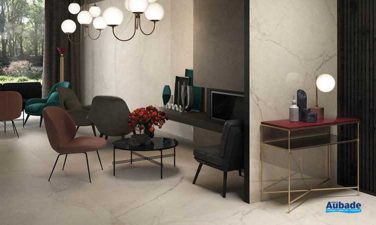 Collection Trex3 par LaFaenza en coloris Blanc