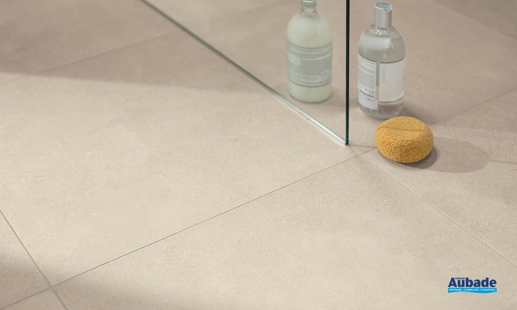 Collection Betonico par Lasselsberger en coloris Light Beige