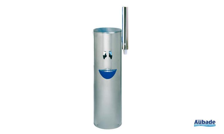 Fontaine d'eau collective en acier inoxydable d'Hexotol
