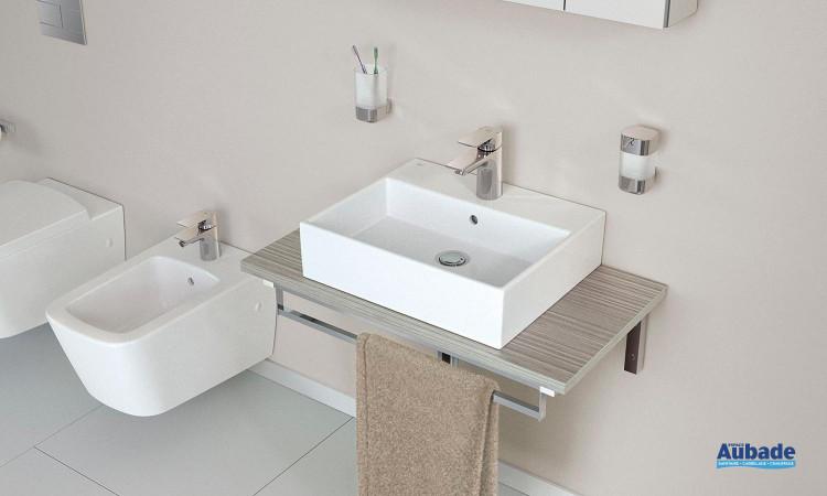 lavabo avec une touche de modernité d'Ideal Standard Stradal