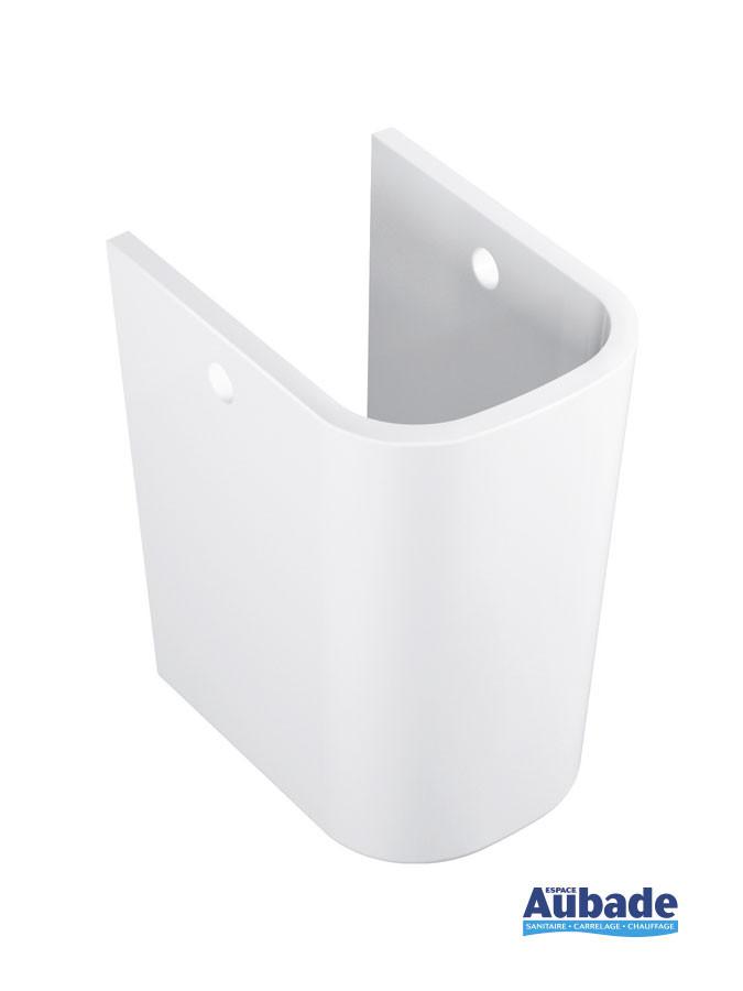 Cache-siphon lavabo rond clivia de vigour