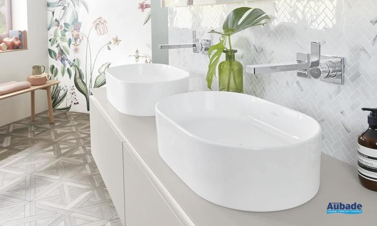 lavabo vasque villeroy et boch collaro