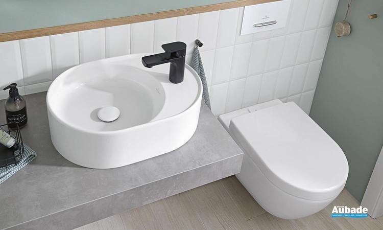 lavabo vasque villeroy et boch collaro monotrou