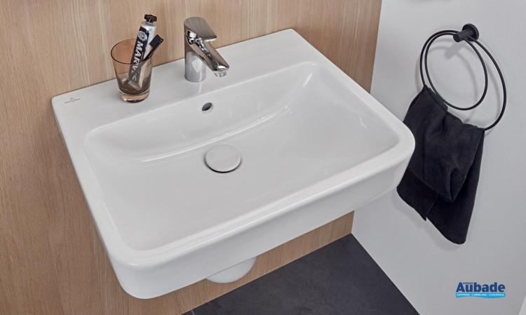 O.novo lavabo de Villeroy & Boch