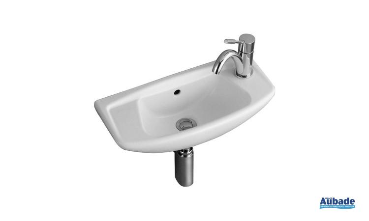 Lave-mains Targa Compact en ceramicplus Villeroy & Boch