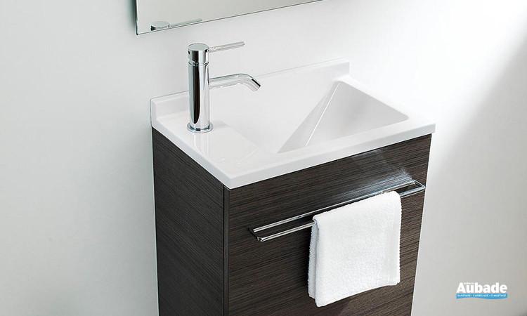 Meuble lave-mains Verso d'Ambiance Bain de face