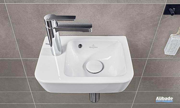 Lave-mains en céramique Blanc Empora de la marque Villeroy & Boch