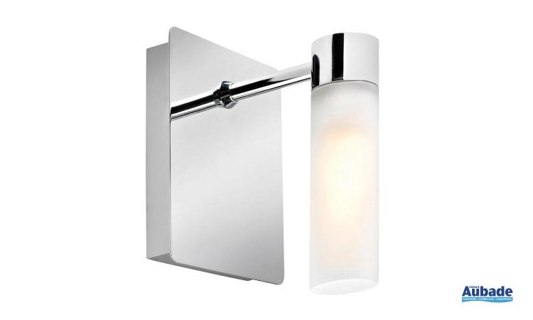 Applique miroir pour pièces d'eau Inos patère de Aric