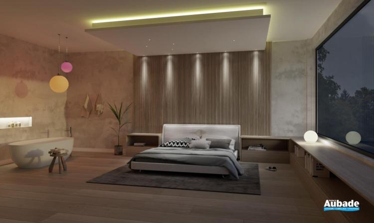 Encastré plafond Easy Install Slim LED de SLV