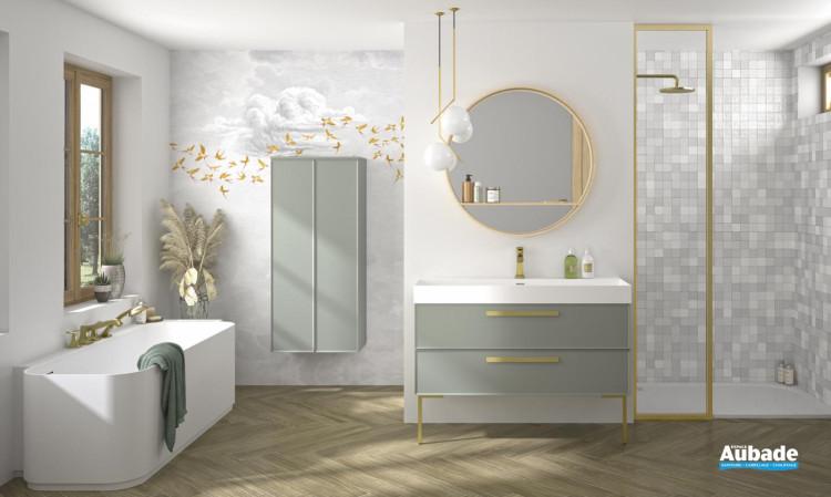 meuble salle de bain cedam edge