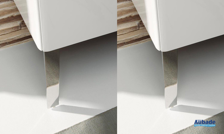 Pied de meuble de salle de bains ARUM