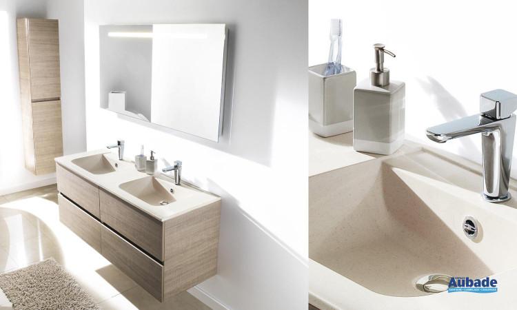 Mobilier de salle de bains Ketty d'Ambiance Bain
