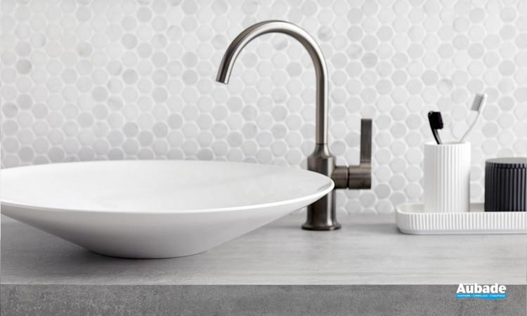 Meuble de salle de bains Sana de Burgbad - Vasque