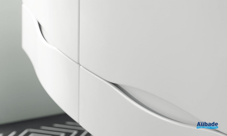 Zoom meuble de salle de bains Sinéa 2.0 de Burgbad