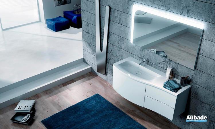 Meubles de salle de bains Burgbad Sinéa