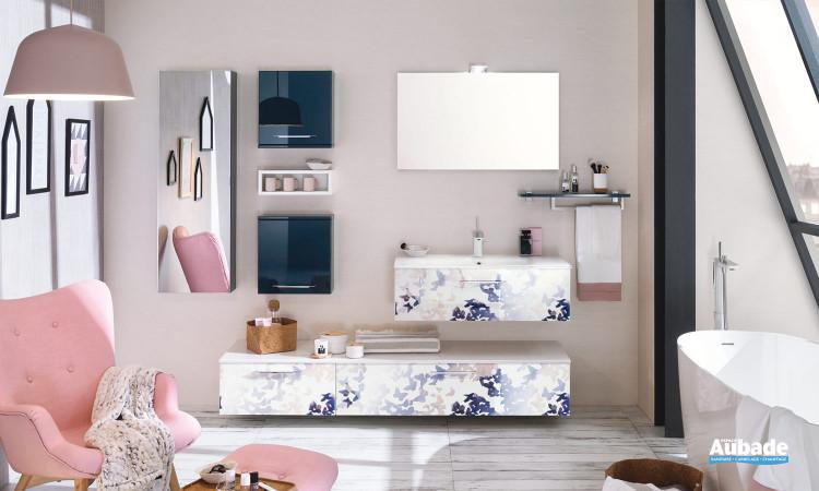 Meuble de salle de bains Unique Impression Envol Delpha