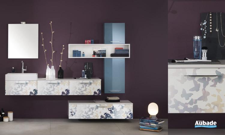 Mobilier de salle de bains Unique Impression Envol Delpha