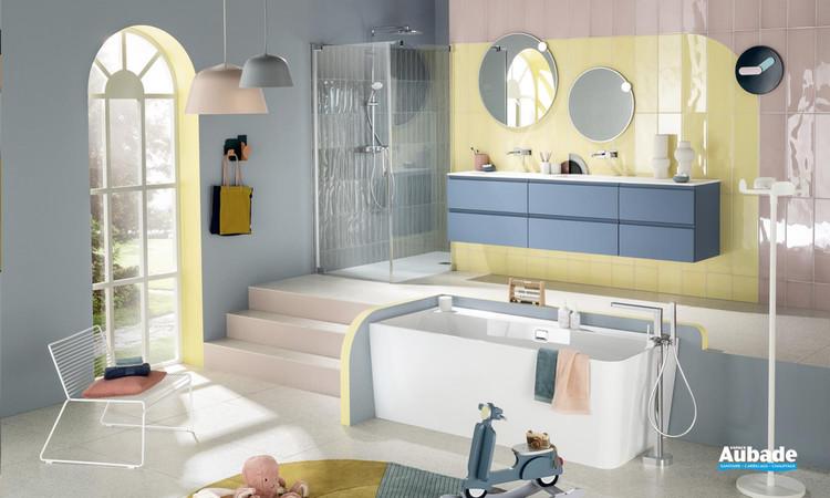 Meuble de salle de bains Unique Velours de Delpha 1