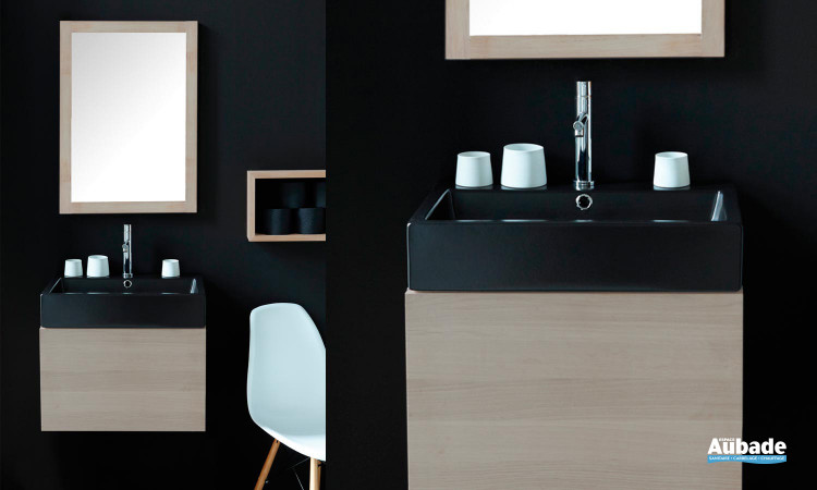 Meuble salle de bain Basic 3