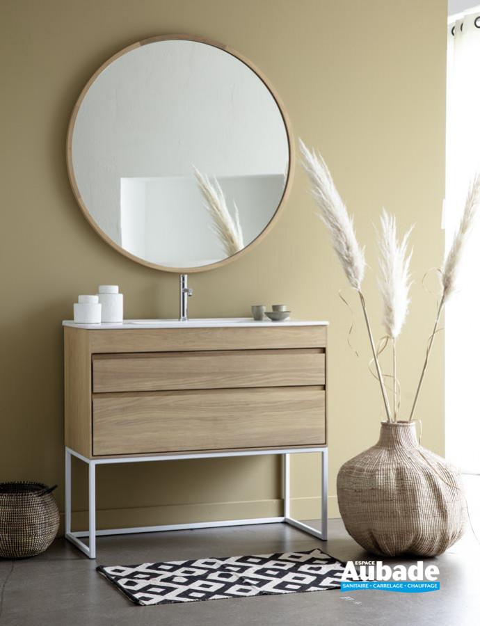 Meuble de salle de bains Streamline 2 de Line Art