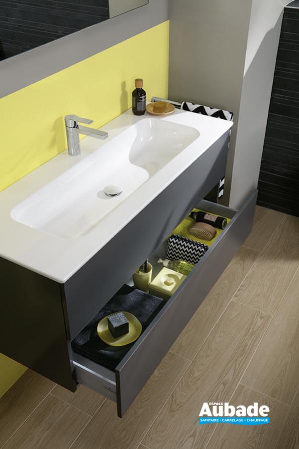 Zoom meuble de salle de bains Architectura de Villeroy & Boch