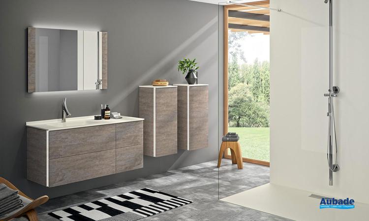 Meuble salle de bains Ambiance Bain 1