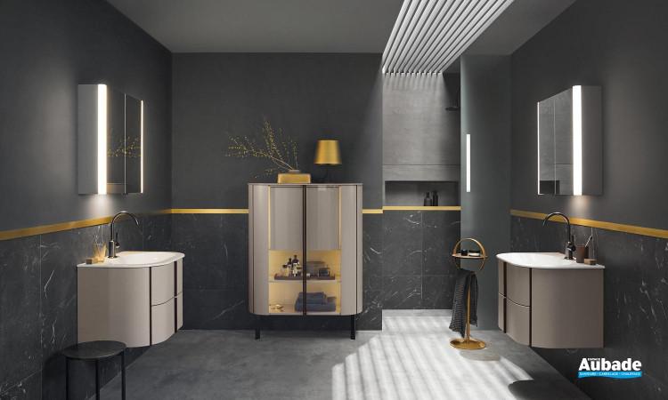 Meuble de salle de bain au design moderne Lavo 2.0 de Burgbad 01