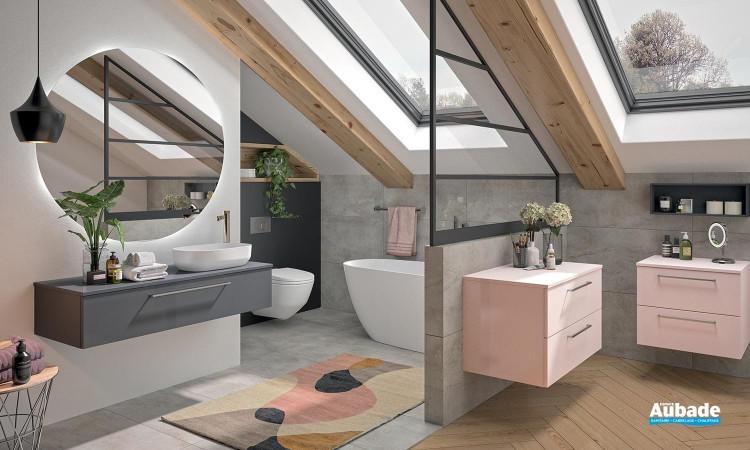 Meubles salle de bains Cedam Gloss 01
