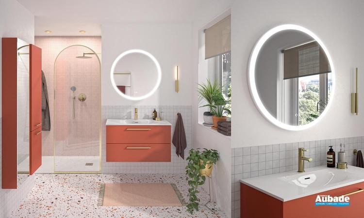 Meubles salle de bains Cedam Gloss 02