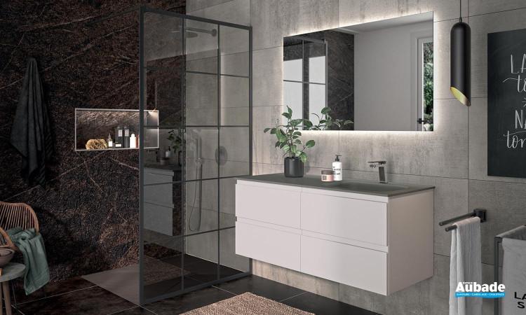 Meubles salle de bains Cedam Gloss 03