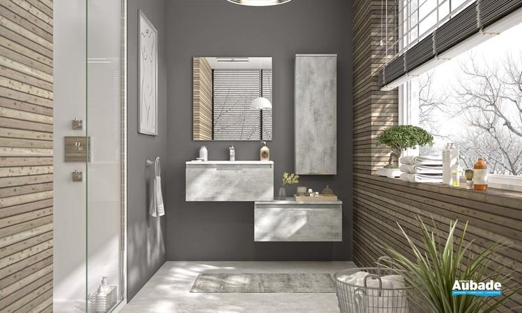 Meubles de salle de bains Ten par Cedam