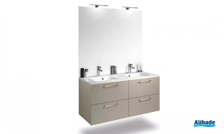 Meuble de salle de bains Duo Express 120 de Delpha 1