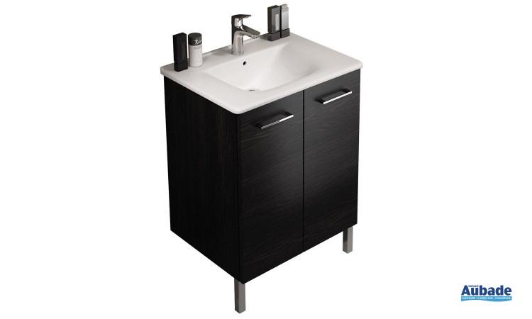 Plan avec 1 vasque pour meuble Proceram 63 cm Delpha