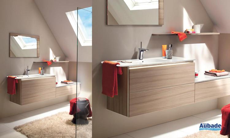 Meuble salle de bain Collection Duo 2