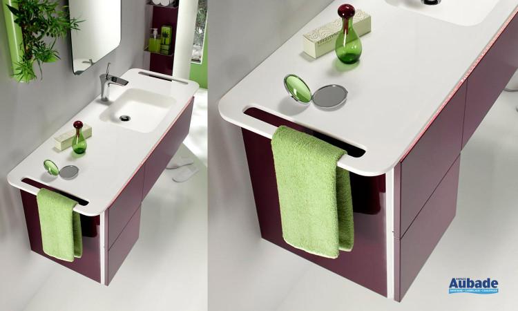 Meuble salle de bain Collection Duo 3