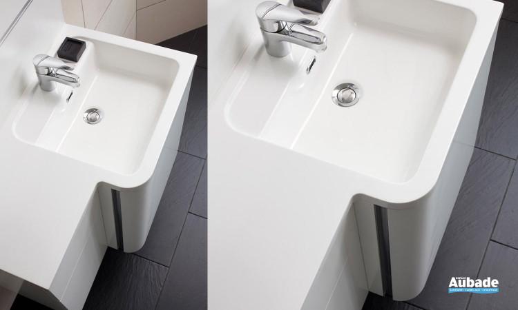 Meuble salle de bain Bump 1