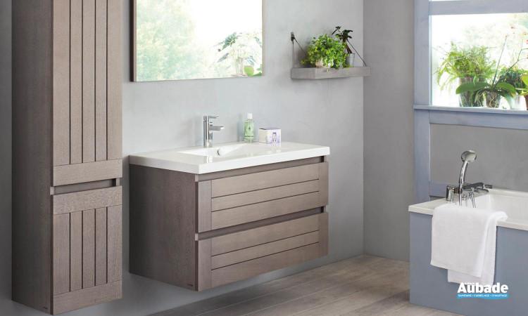 Meuble salle de bain Lignum 3