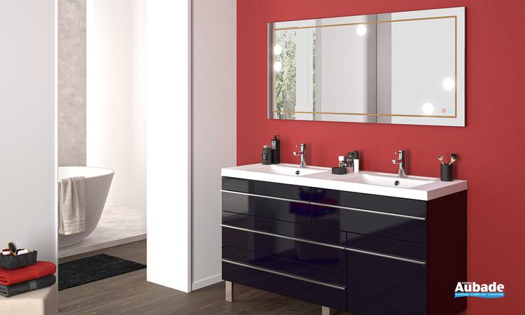 Miroir Tiffany Cadre par Decotec 1