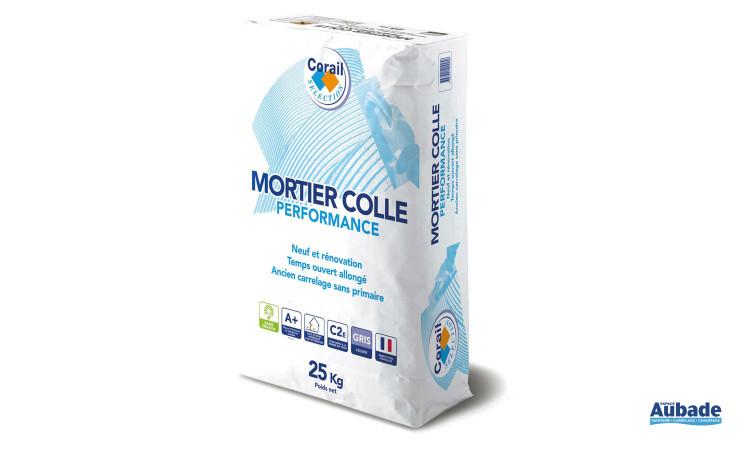 Mortier colle performance C2 de Corail