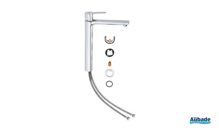 Mitigeur monocommande Lavabo Taille XL Lineare Chromé - Chrome box