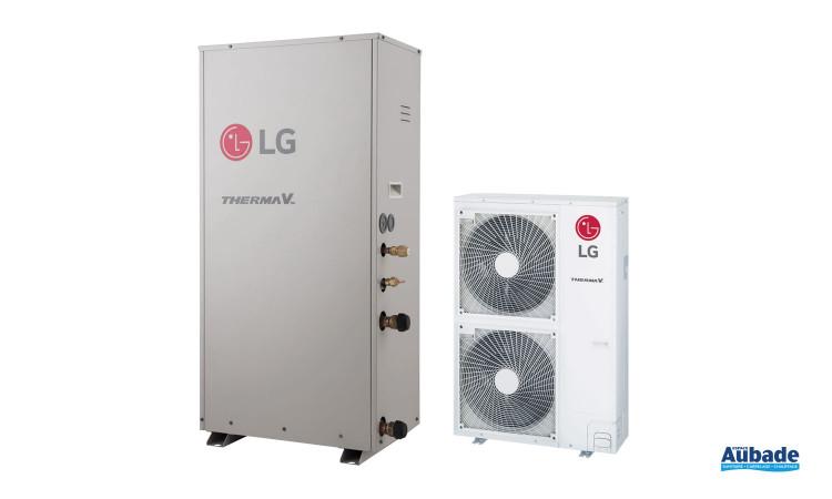 Pompe à chaleur air/eau Therma V Split LG