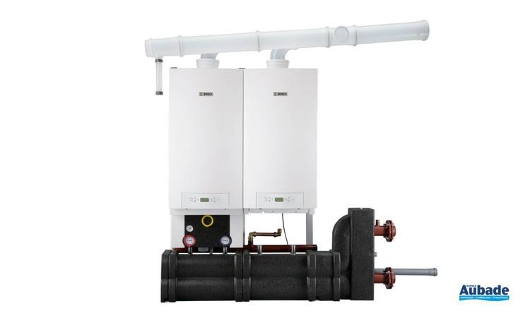 Pompe à chaleur aérothermique Compress 6000 AW de Bosch