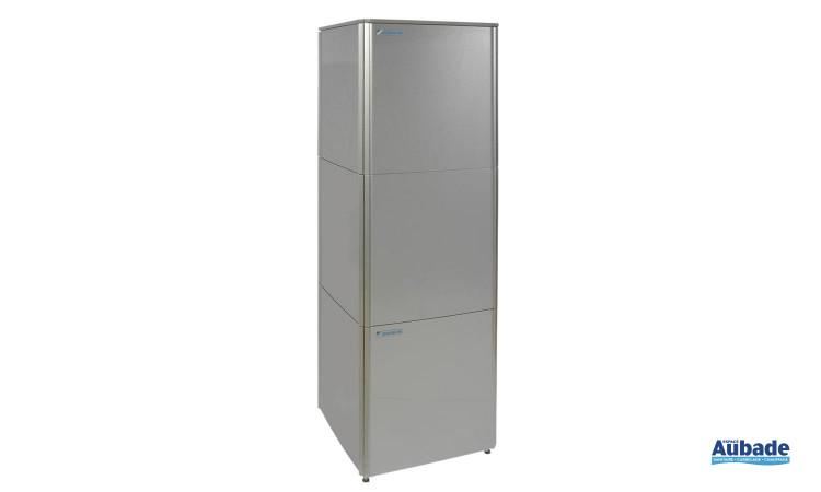 Pompe à chaleur hybride Altherma haute température de Daikin avec technologie innovante et 100% thermodynamique