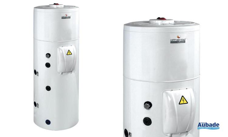 Pompe à chaleur hybride Altherma Monobloc de Daikin allie technologie et compacité