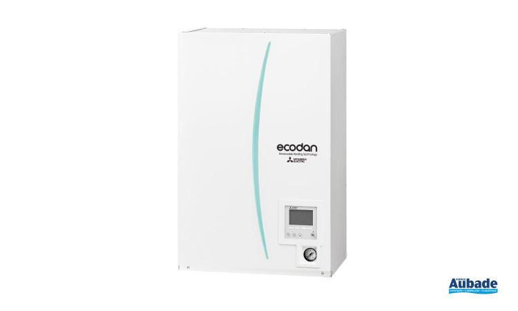 Pompe à chaleur aéRothermie Ecodan Hydrobox Mitsubishi